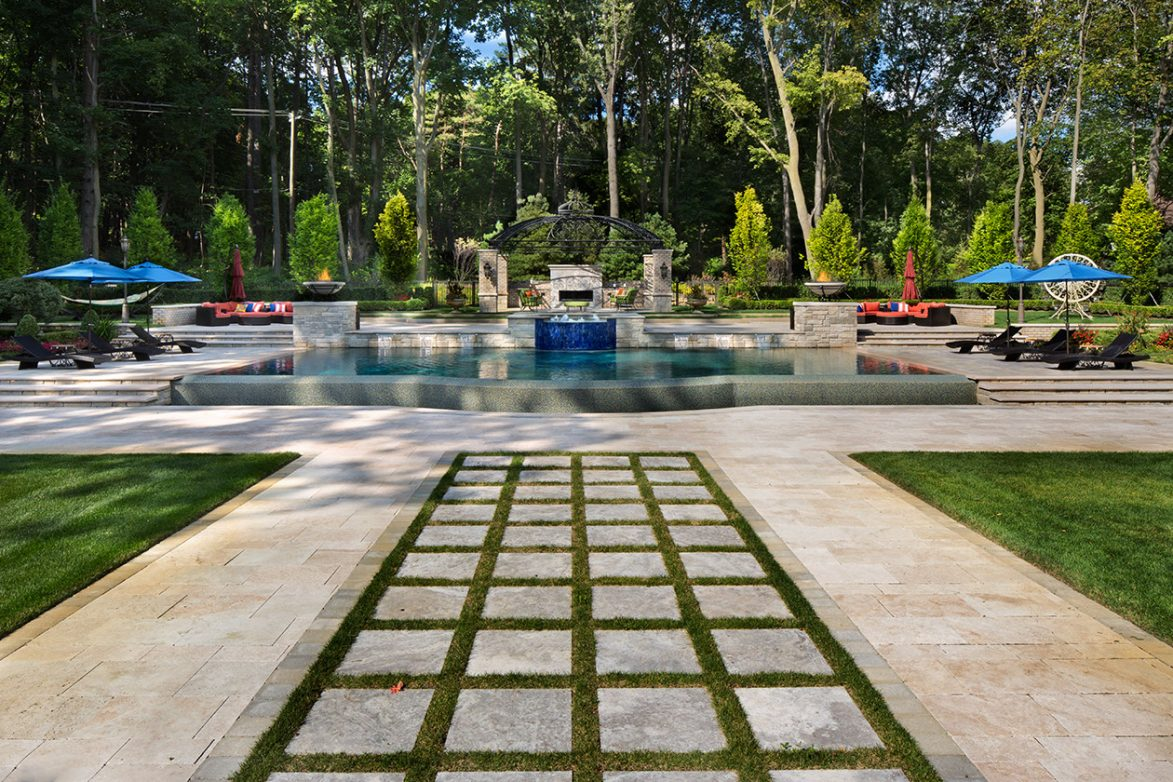 Woodland Retreat | Great Oaks Landscape