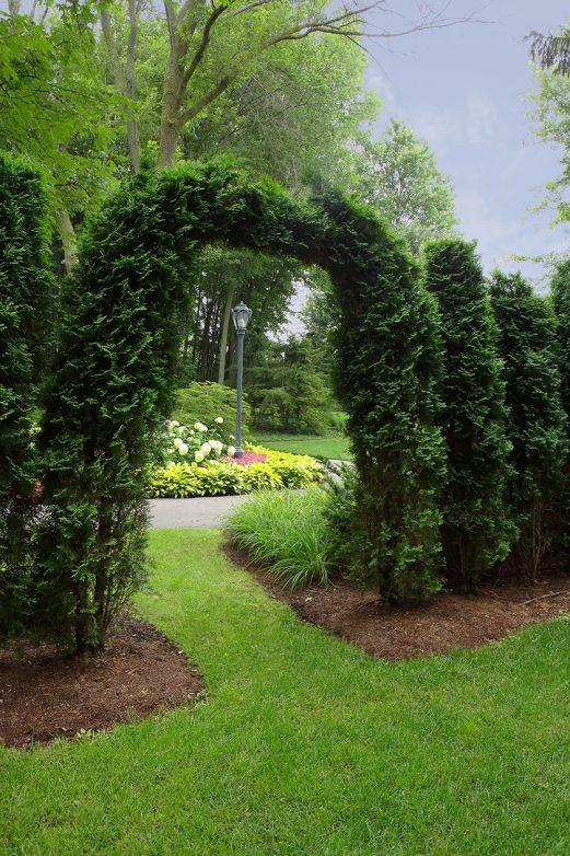 Clinton Township Residence   Great Oaks Landscape