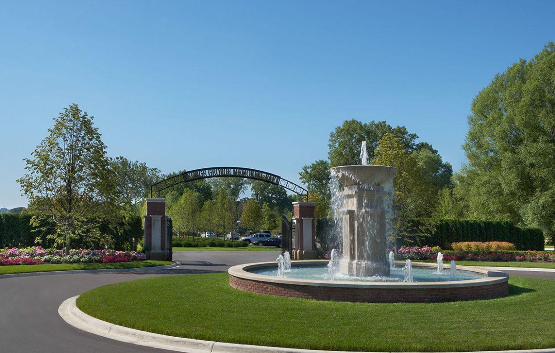George George Memorial Park | Great Oaks Landscape