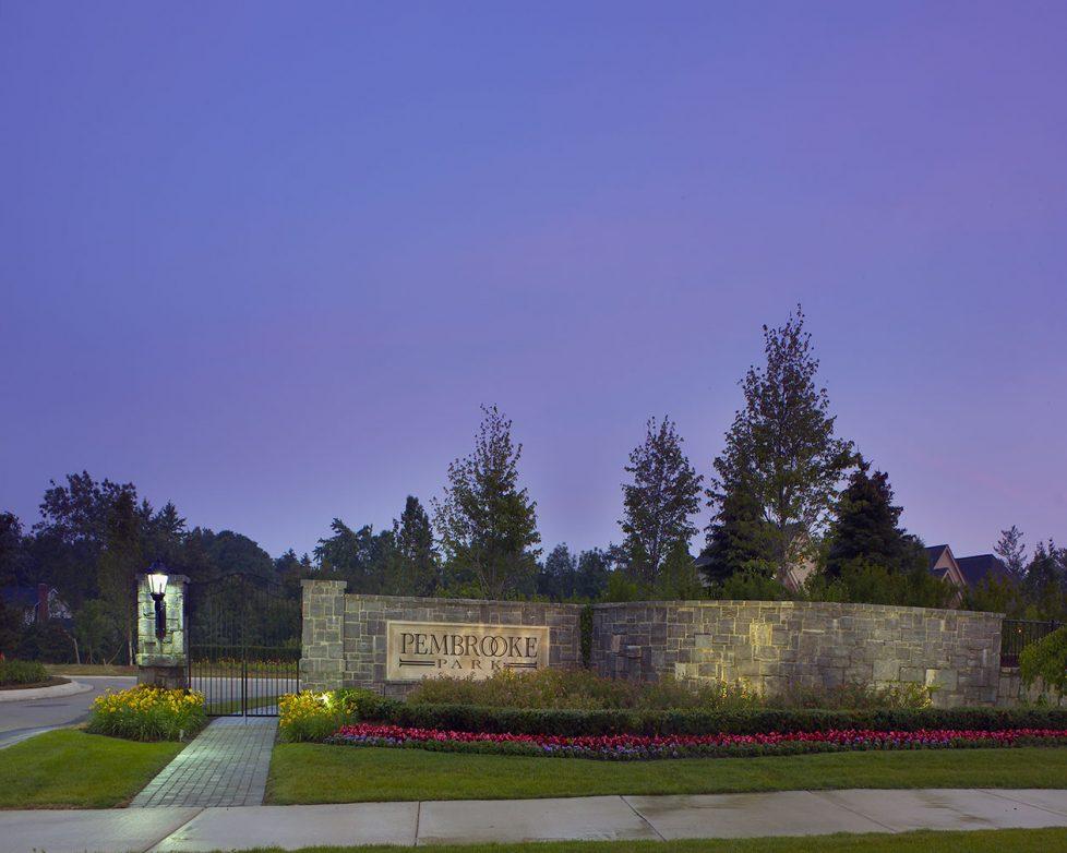 Pembrooke Park | Great Oaks Landscape