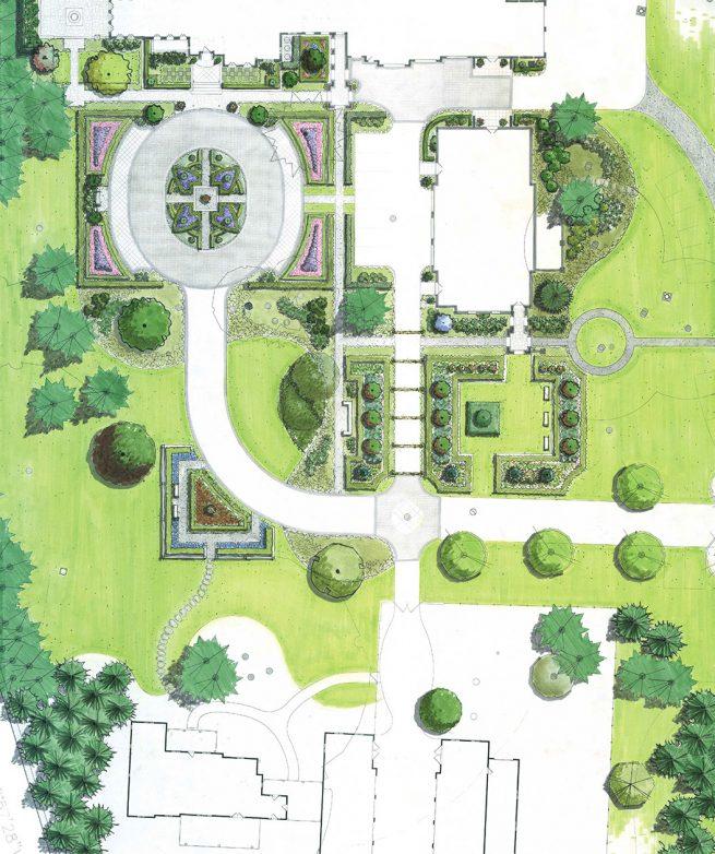 Orchard Lake Residence | Great Oaks Landscape