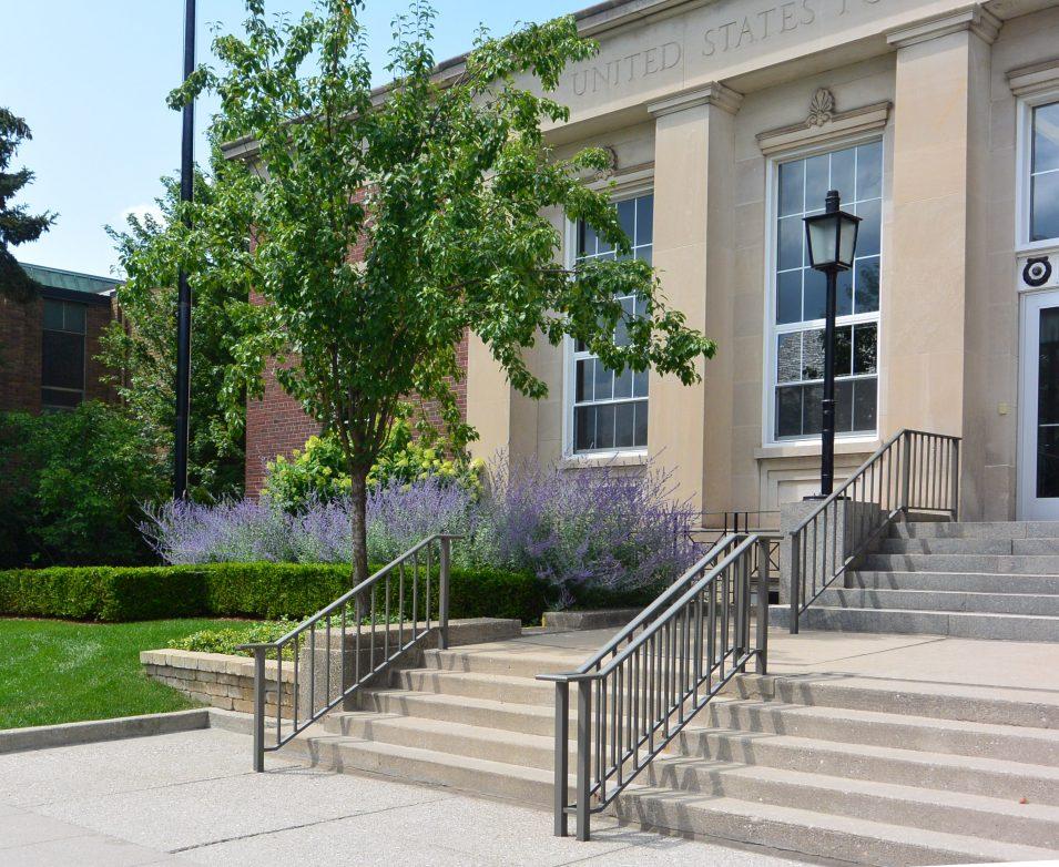 Martin Postal Office | Great Oaks Landscape