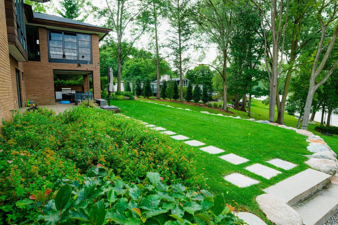 Franklin Residence   Great Oaks Landscape